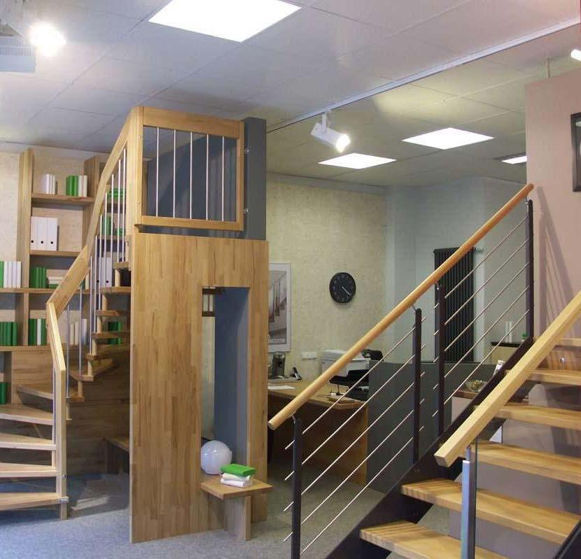 arcus treppen treppenausstellungen in h ckeswagen. Black Bedroom Furniture Sets. Home Design Ideas