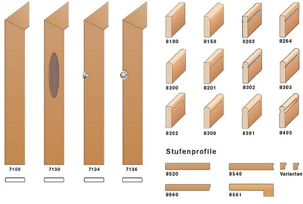 arcus treppen st be pfosten handl ufe im treppenbau. Black Bedroom Furniture Sets. Home Design Ideas
