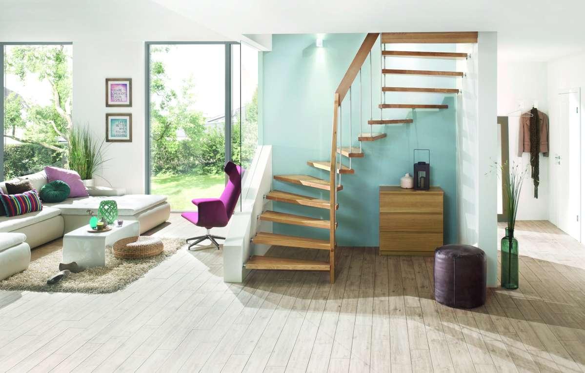 freitragende treppen moderem design treppen arcus treppen. Black Bedroom Furniture Sets. Home Design Ideas