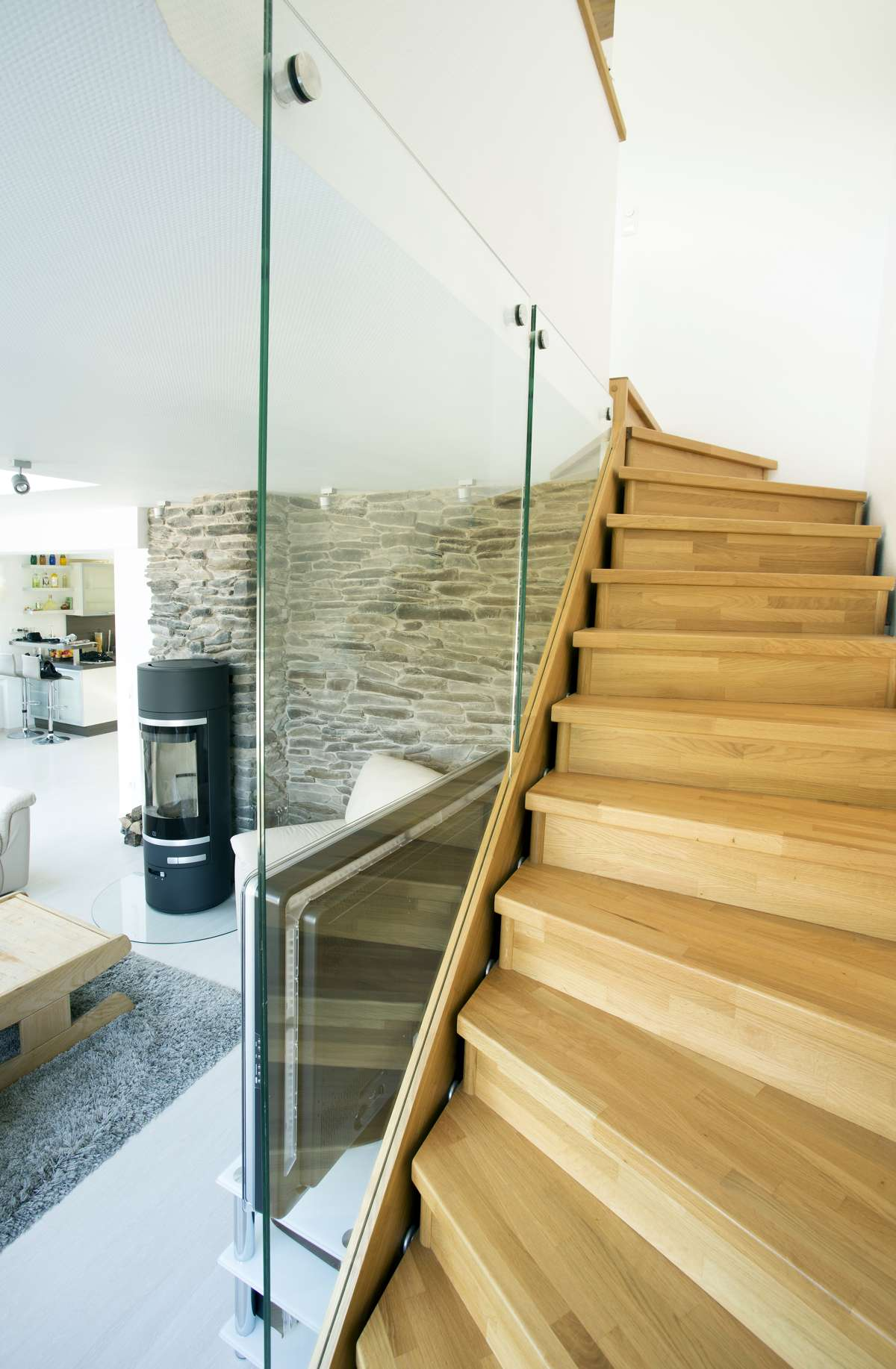 Relativ Glas im Treppenbau - Holz- & Lofttreppen | arcus Treppen QW94