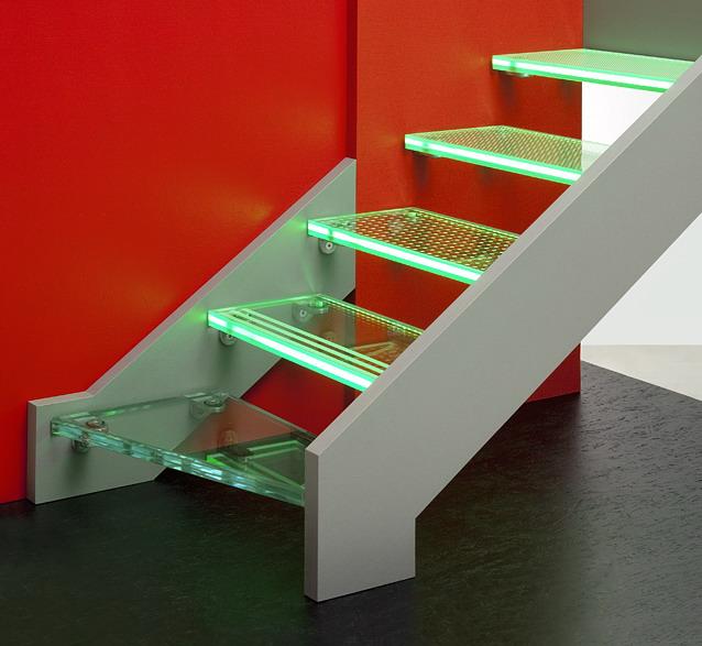 arcus treppen glastreppen. Black Bedroom Furniture Sets. Home Design Ideas