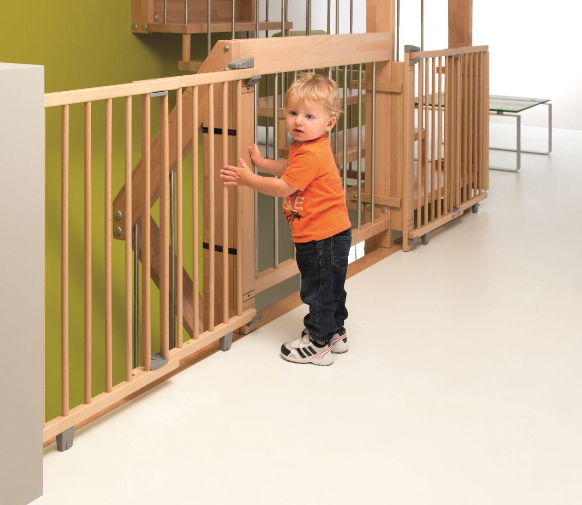 treppenschutzgitter offene treppe