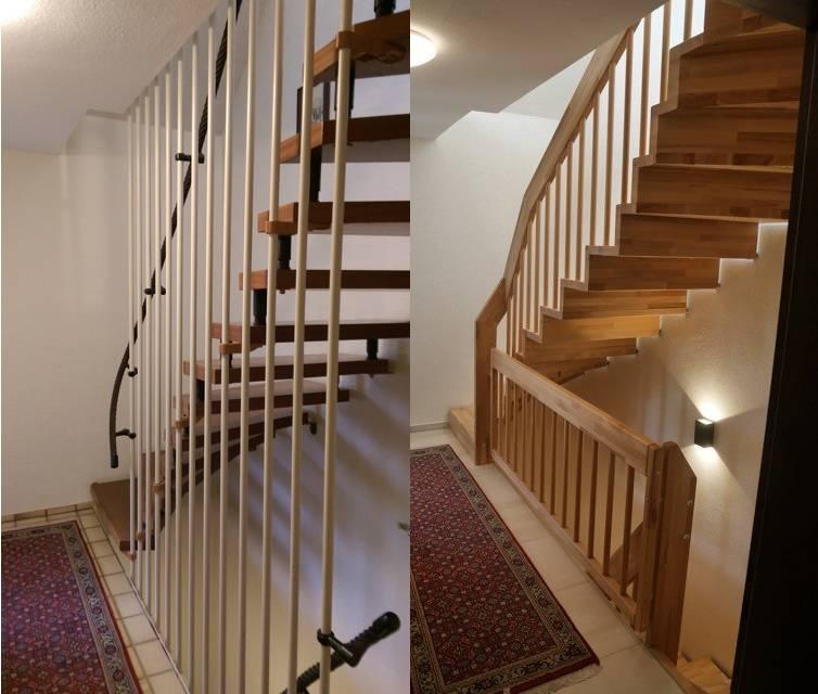 arcus treppen kundenstimmen. Black Bedroom Furniture Sets. Home Design Ideas