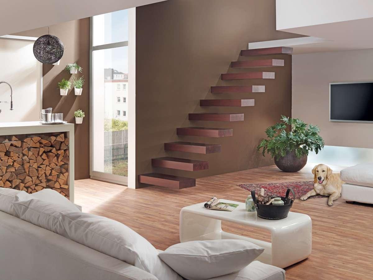 Künstlerisch Moderne Treppen Foto Von