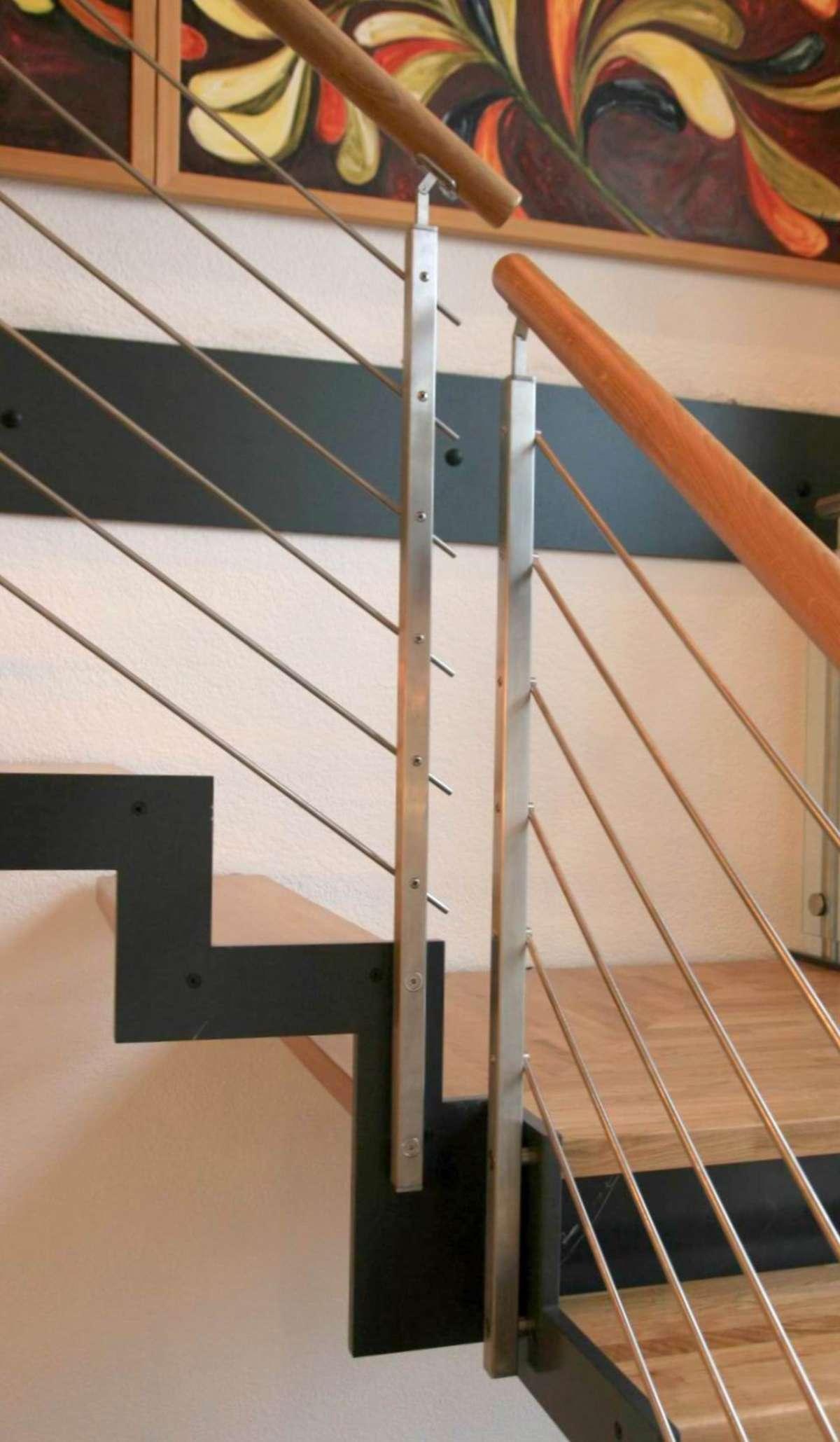 arcus treppen material stahl im treppenbau. Black Bedroom Furniture Sets. Home Design Ideas