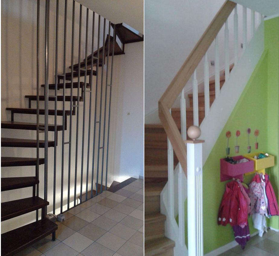 arcus treppen treppentausch alt gegen neu. Black Bedroom Furniture Sets. Home Design Ideas
